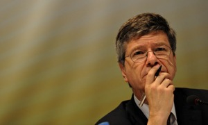 Jeffrey Sachs of the Earth Institute